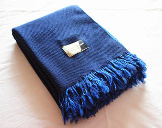 Pure Merino Wool Scarf with Tassle
