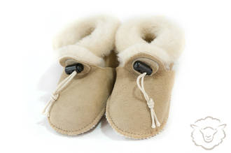 Split Toddler Bootee