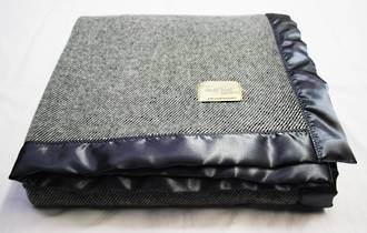Pure Wool Single Blanket
