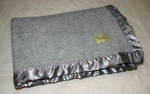 Heavy Weight Wool Blankets - Satin Edge